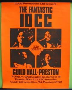 10cc poster