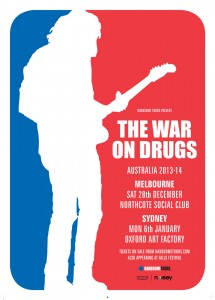 War On Drugs A2.indd